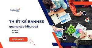 Cách thiết kế banner quảng cáo hiệu quả