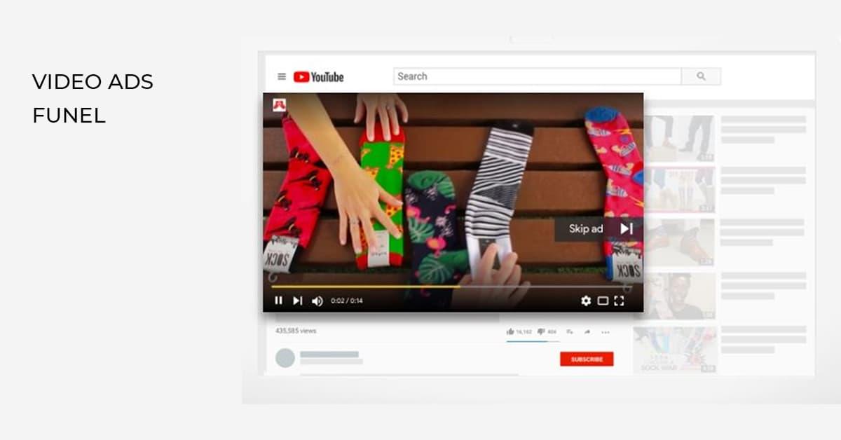 Chiến lược Ra mắt sản phẩm mới #8: Video Ads Funel
