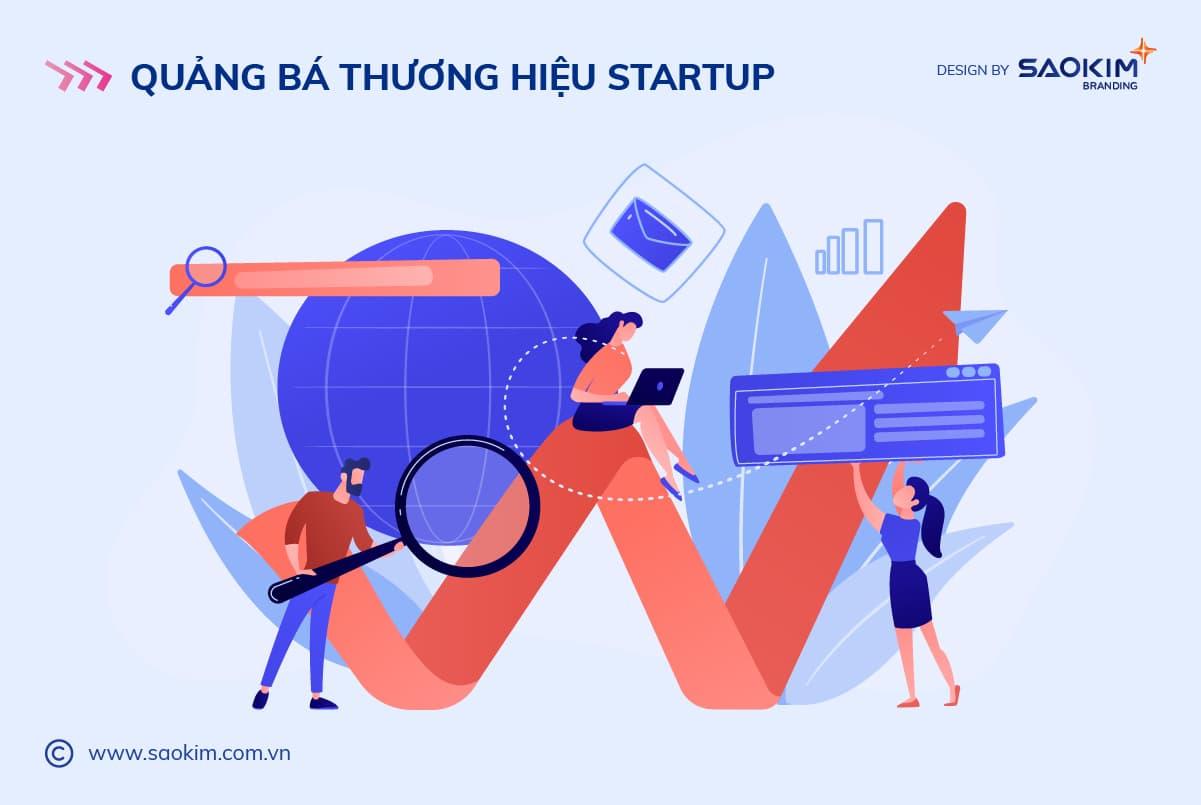 Chiến lược xây dựng thương hiệu cho Startup: C- Quảng bá thương hiệu Startup