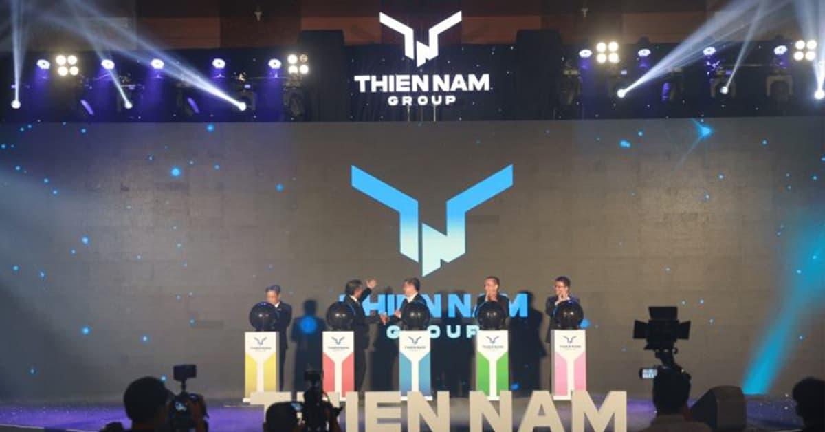 Thiên Nam Group thay đổi diện mạo mới
