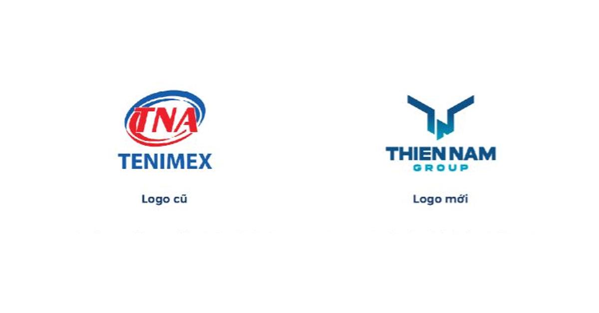 Ví dụ tái định vị thương hiệu Thiên Nam Group